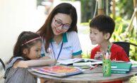 Gia sư tiếng Anh  cho trẻ em